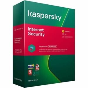 Kaspersky ToTal Internet Security 2021 | 1 User | 1 Year (All Operating Systems)