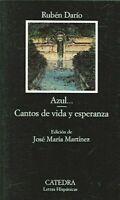 Azul...; Cantos de vida y esperanza (COLECCION LETRAS HISPANICAS) (Letras Hispa