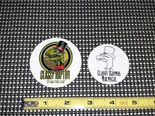 Classy Raptor Tactical Stickers Decals 2020 SHOT SHOW