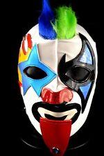 MRMASKMAN Clown IT 1 LYCRA MEXICAN WRESTLING MASK LUCHA LIBRE COSTUME LUCHADOR