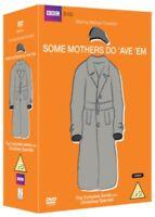 Neuf Some Mothers Do Ave Em Série 1 Pour 3 Complet Collection & Noël Spécial DVD