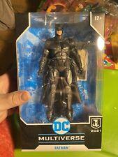 """Batman (Justice League) McFarlane DC Multiverse 7"""" Action Figure"""