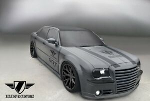 Body Kit for Chrysler 300c Add-On Conversion