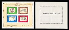 HUNGARY 1972 - Stamp Day. Mabeosz. Special/Gift. S.Sheet. MNH. Bl 88 I. €250