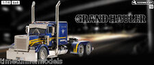 Tamiya 56344 Grand Hauler Radio Controlled Self Assembly Truck Lorry Kit 1:14 RC