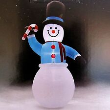 Inflatable Giant Snowman Christmas Yard Decor Frosty Outdoor 12 Ft New