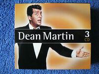 3 Musik CD Box Dean Martin All Of Me Happy Feet Swannee