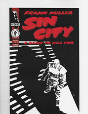Dark Horse Comics Sin City #1 A Dame To Kill For #114063 Nm Br2