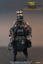 Mini Times Toys U.S. NAVY Seal Team 2 HALO Jumper 1:6 Boxed Figure w/Parachute
