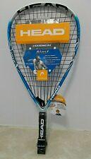 NEW Head Liquidmetal Blast Racquetball Racquet 3 5/8 + BONUS