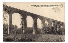 chantilly   environs d'orry-la-ville  le viaduc