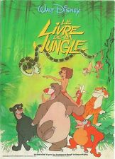 Disney el libro de la jungle (El libro de la selva) - tarjeta postal