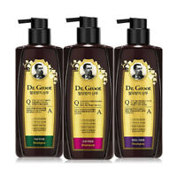 [DR.GROOT] LG Anti Hair Loss Shampoo for Hair Growth - 400ml / Free Gift