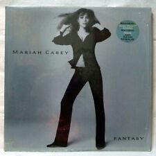 MARIAH CAREY - FANTASY US ORG. 12''X2 GATEFOLD W/SHRINK & HYPE STICKER