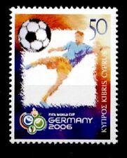 Fußball. WM-2006, Deutschland. 1W. Zypern 2006
