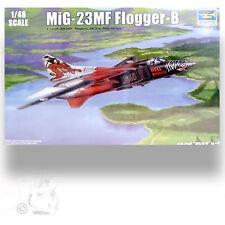 TRUMPETER 1/48 MIG-23MF FLOGGER-B KIT
