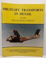 Military Transports In Detail Volume 1 Magazine Douglas C-124 Fairchild C-119