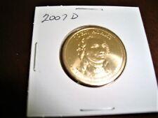 2007D Presidential $1 Coin - John Adams - Uncirculated Very Nice