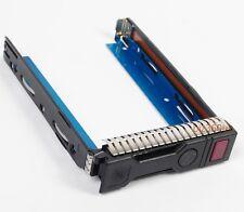 """HP G8 G9 651314-001 3.5"""" SATA HDD Tray Caddy 651320-001 DL380p ML310e ML350e"""