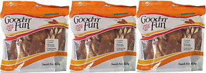 Good N Fun Triple Flavor Wings Treats For Dogs (Pack Of 3)