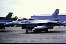 2/5 General Dynamics F-16 Royal Norwegian Air Force 711 Slide
