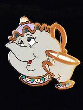 Disney Beauty and the Beast Mrs Potts & Chip Pin 61103