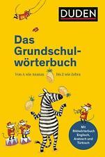 Duden - Das Grundschulwörterbuch   Barbara Schneider-Zuschlag   Taschenbuch