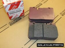 Lexus LS400 (1995-2000) OEM Genuine FRONT BRAKE PADS / PAD SET 04465-50070
