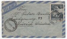 1955 ARGENTINA Air Mail Cover SANTA ROSA de CALAMUCHITA to HEIMBACH GERMANY