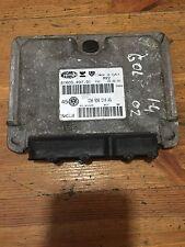 1998-2004 VW Golf MK4 1.4 Petrol Engine ECU 036906014AN 61600.497.01