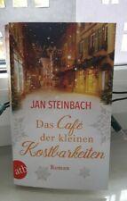 Das Café der kleinen Kostbarkeiten Jan Steinbach Taschenbuch Deutsch 2020