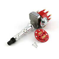 Chevy 348 409 7000 Series Ready to Run Electronic Distributor [Red]