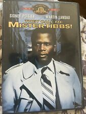 They Call Me Mister Tibbs! DVD 2001 Contemporary Cult Classic OOP Sidney POITIER