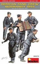 MINIART GERMAN TANK CREW NORMANDY 1944 1:35 35275