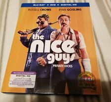 THE NICE GUYS Blu-Ray - DVD/Blue Ray