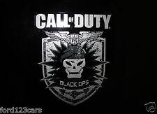 JEEP WRANGLER RUBICON CALL OF DUTY BLACK OPS DECAL SET OF 3 MOPAR 68103186AA JK