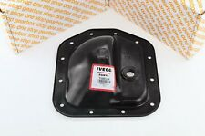 GENUINE IVECO DAILY DIFFERENTIAL / REAR AXLE COVER PLATE - 7183114 - BRAND NEW