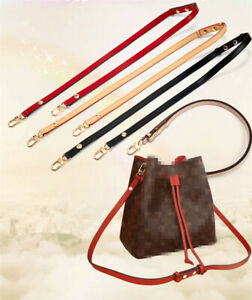 Real Leather Shoulder Purse Strap Replacement Handbag Adjustable(65cm or115cm)