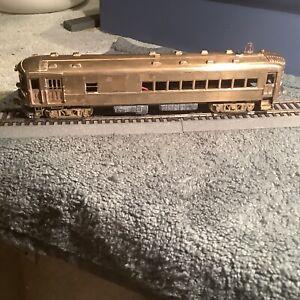 HO Scale Ken Kidder Indiana Railroad RPO Interurban