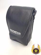 olymplus étui appareil photo cuir véritable