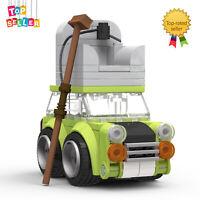 Speed Chumps Bean & Mr Bean MOC-51175 Building Blocks Toys Sets for Kids