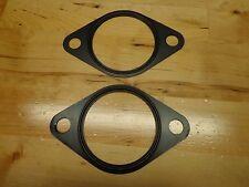 "67-74 340 383 440 Mopar Metal Exhaust Manifold Flange Gaskets 2 1/2"" Pair"
