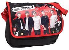 ONE Direction 1d Scuola College tela Spalla Spedizione Borsa a tracolla Messenger Bag