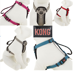 KONG Padded Chest Plate Dog Harness BRAND NEW Assorted Colors!!!