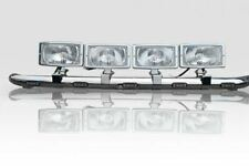 Iveco Eurocargo Stainless Steel Roof Light Bar A + Spot Lamps + White LEDs x5