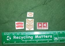 1//6 ww2 british airborne Royal Army Medical Corps RAMC Bracelet and Patches