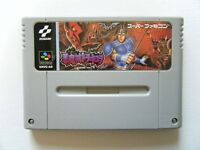 Super Famicom Akumajo Dracula Castlevania Japan SFC F/S