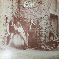 FOGHAT ~ Foghat ~ Rare 1972 US Bearsville label FIRST PRESSING 9-track vinyl LP
