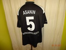 "Borussia Mönchengladbach reebok camiseta 01/02 ""Belinea"" + nº 5 asanin talla XL"