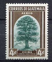37305) GUATEMALA 1963 MNH** Pceiba Tree 1v  Scott# C273